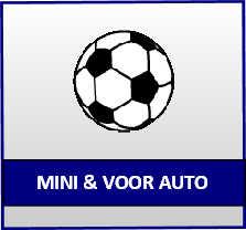 Ajax Mini en voor Auto