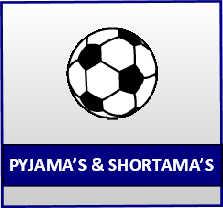 Ajax Pyjama en Shortama